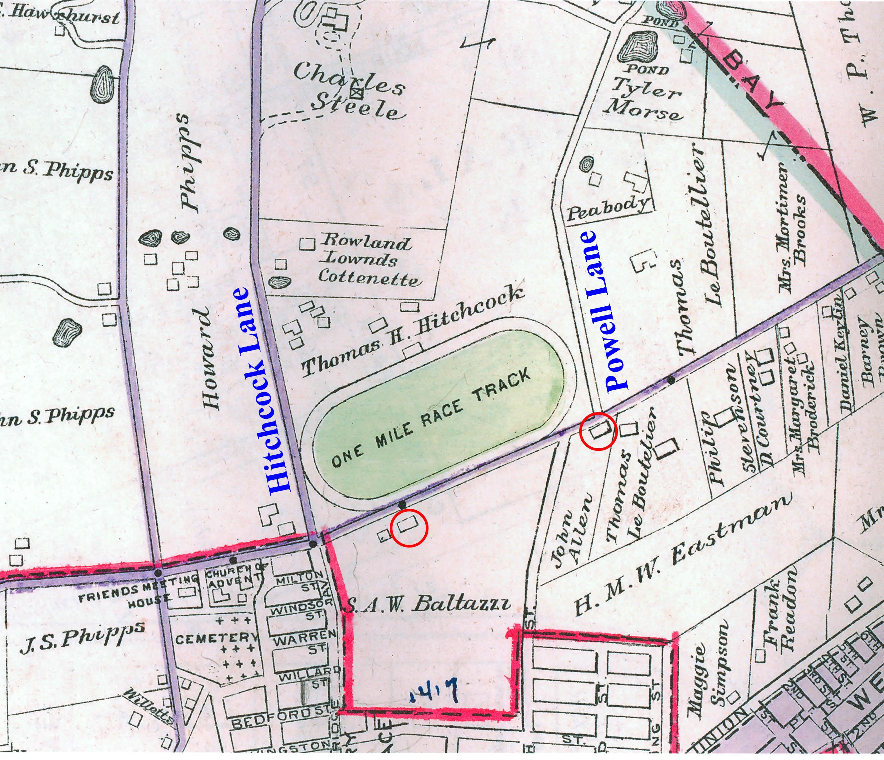 Old Westbury Gardens Directions: Vanderbilt Cup Races