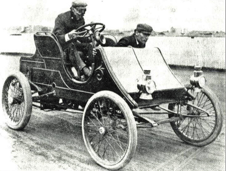 "Vanderbilt Cup Races - Blog - Re-Enacting the 1901 ""Race"