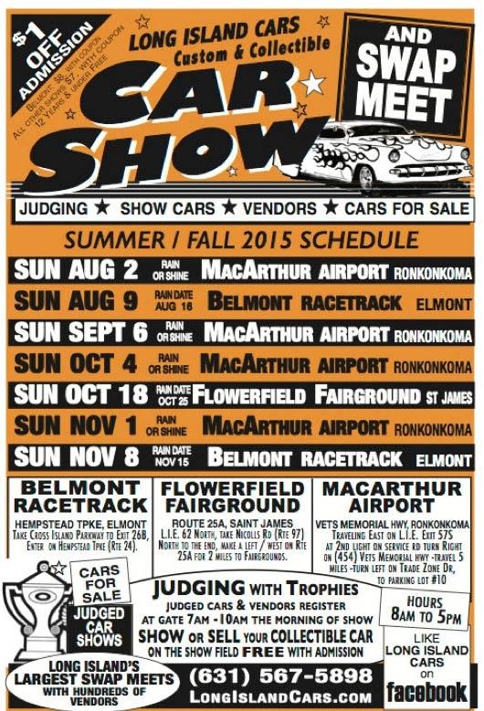 Hilton Head Car Show November