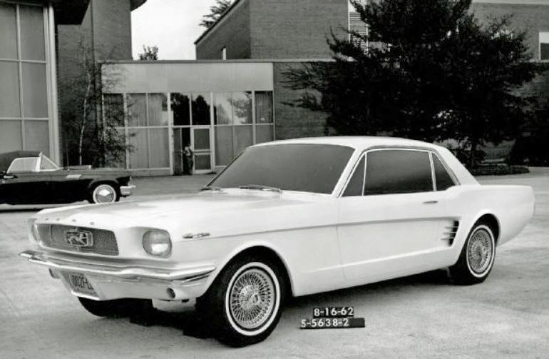 Vanderbilt Cup Races Blog Yahoo 10 Ford Mustang Concepts