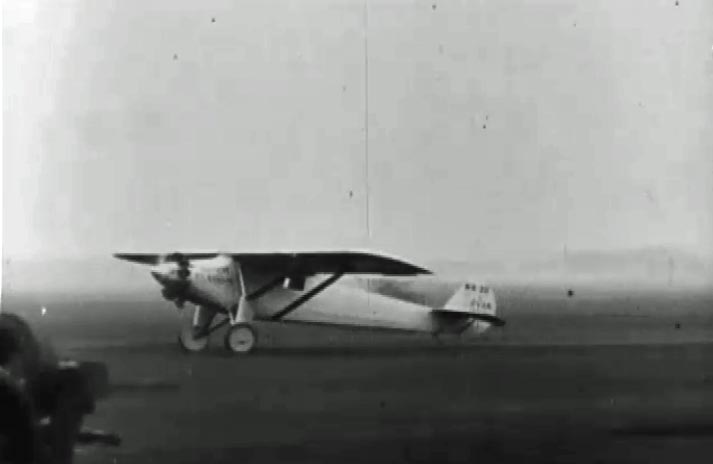 Image result for lindbergh takes off for paris