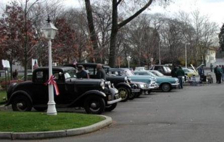vintage car club swap meet macleans island