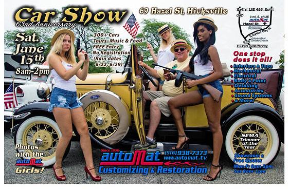 vanderbilt cup races 63rd anniversary auto mat car show hicksville ny 63rd anniversary auto mat car show