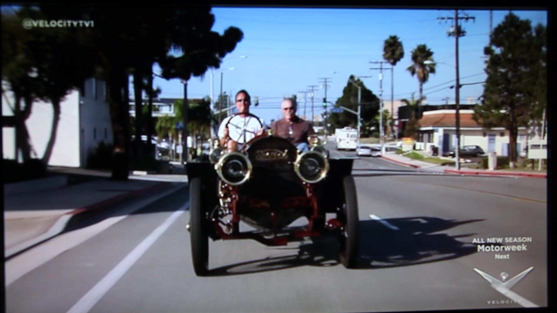 """Video: """"Chasing A 1908"""