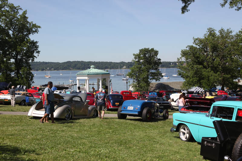 Glen Cove Car Show