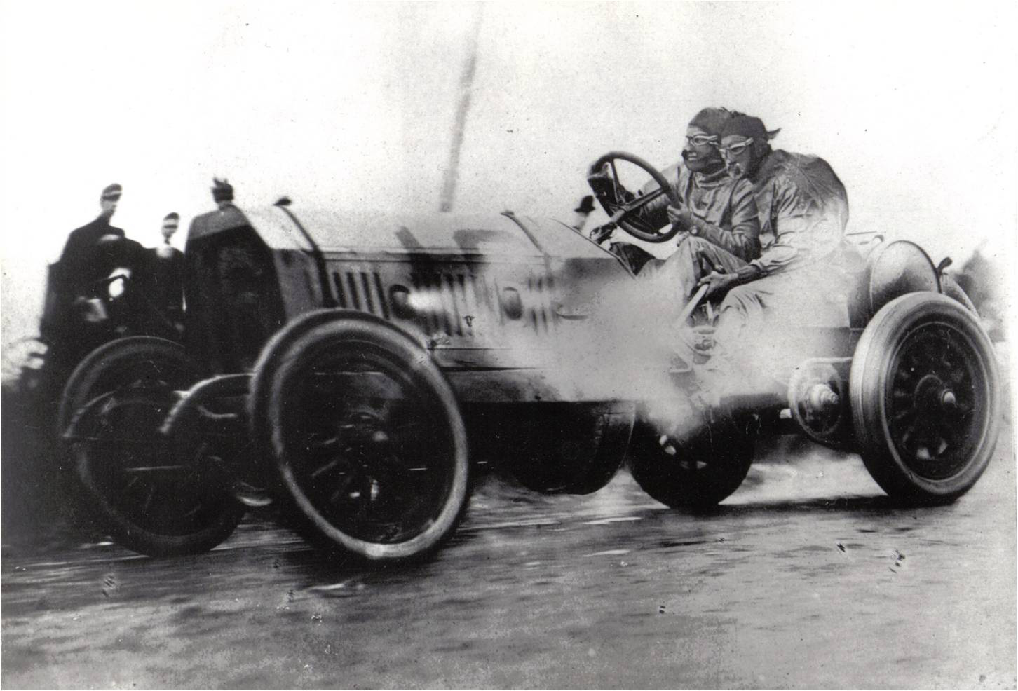 VWVortex.com - Explain This Historic Racing Photograph