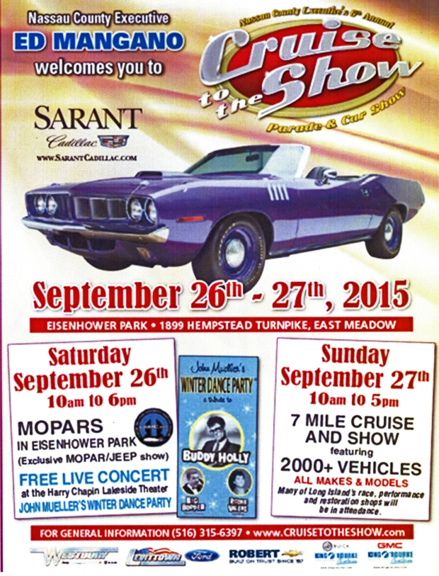 Car Show In Saratoga Today