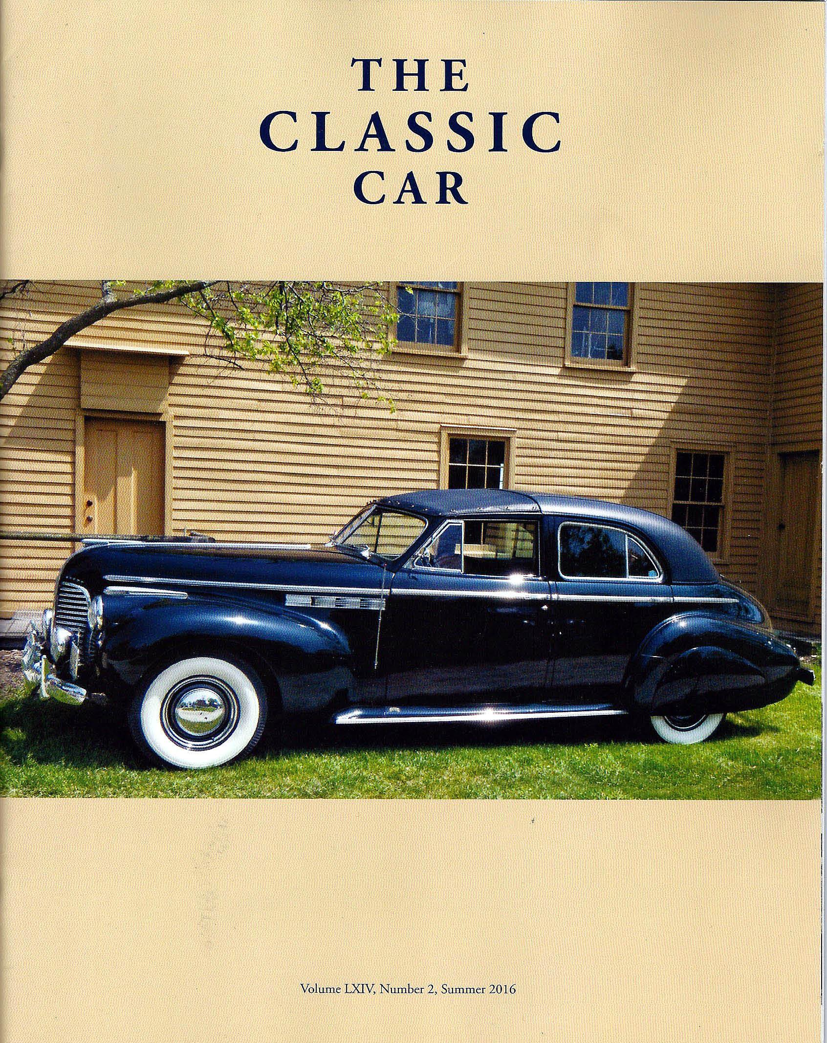 Vanderbilt Cup Races - Blog - The Classic Car Summer 2016 Magazine ...