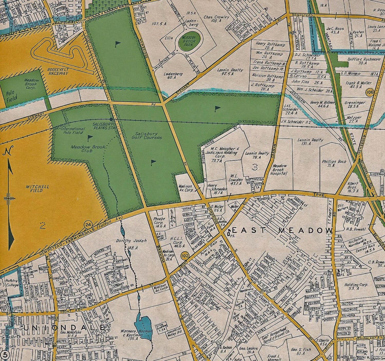Vanderbilt Cup Races Blog Aerial Analysis East Meadow Westbury