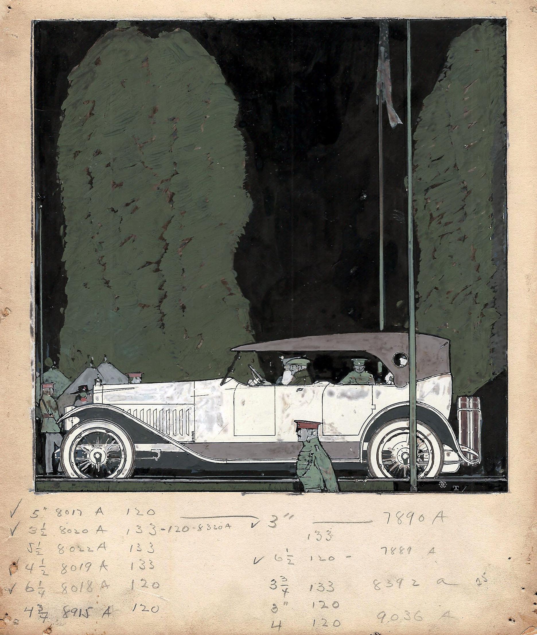 Vanderbilt Cup Races - Blog - Helck Family Collection:Original ...