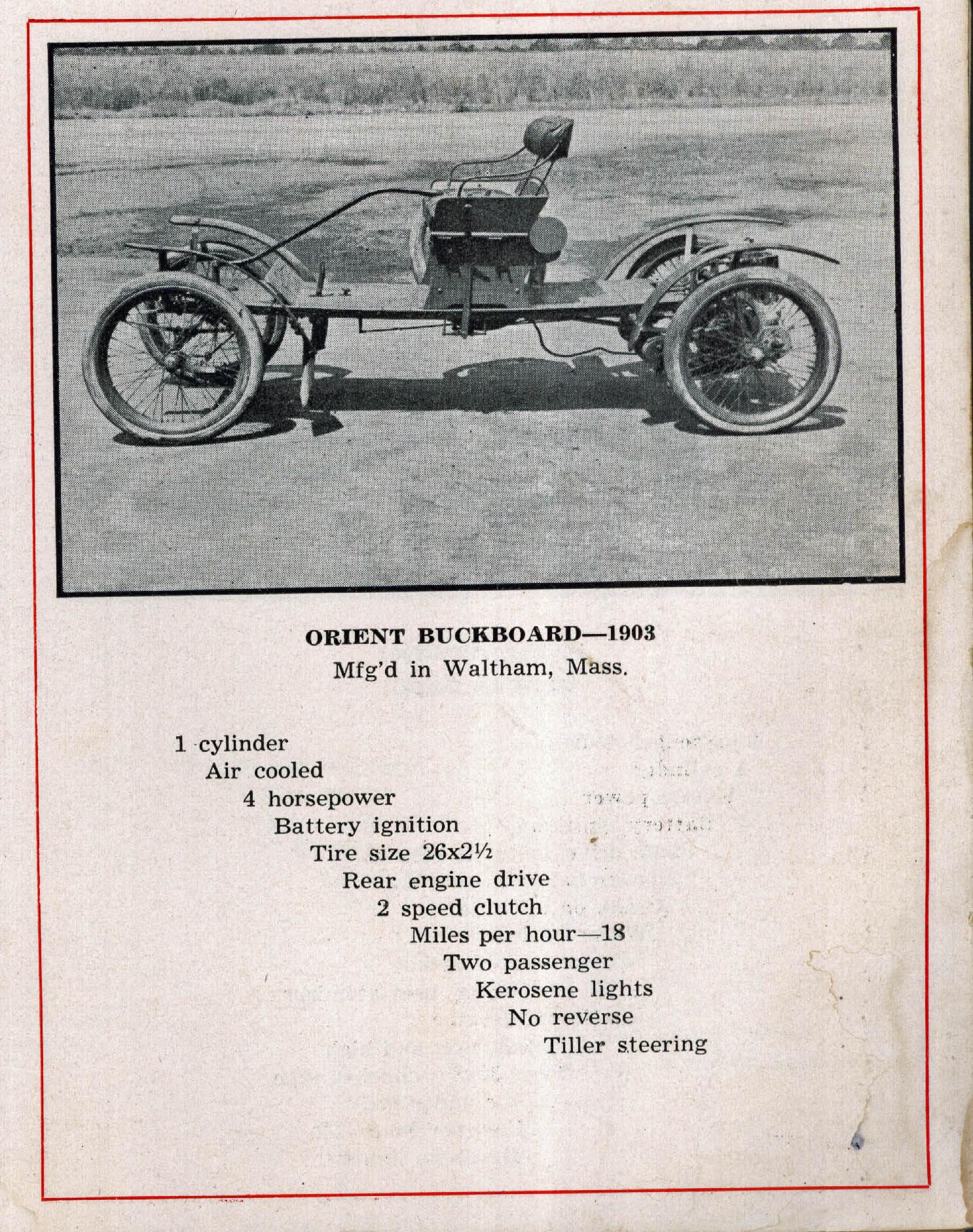 "Bob Howard Auto Group >> Vanderbilt Cup Races - Blog - 1947 Brochure ""Horseless ..."