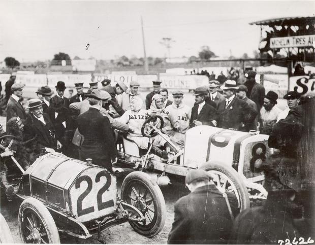 Vanderbilt Cup Races - Blog - Film: The Great Savannah Races
