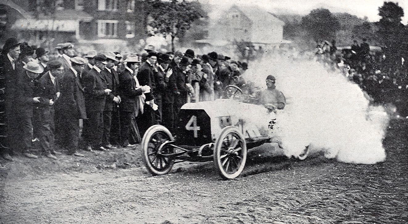Vanderbilt Cup Races Blog A Tribute To A 1906 Hairpin