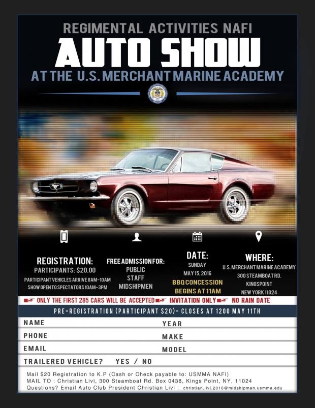 Vanderbilt Cup Races - Blog - The 1963 Mustang III Concept Show Car ...