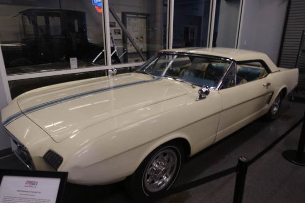 1963 Mustang Concept Car