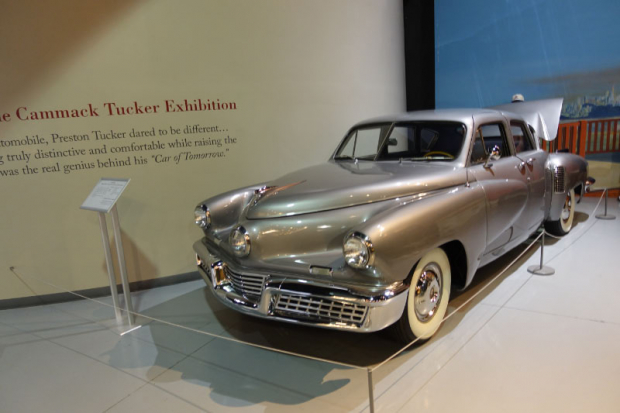 My Visit To The Hershey Fall Meet Last Month Would Not Have Been Complete Without A See World S Largest Collection Of Tucker 48 Automobiles And