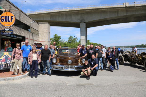It Was A Perfect Sunday Last Week As The Long Island Buick Club Volkswagen And Motor Parkway Preservation Society