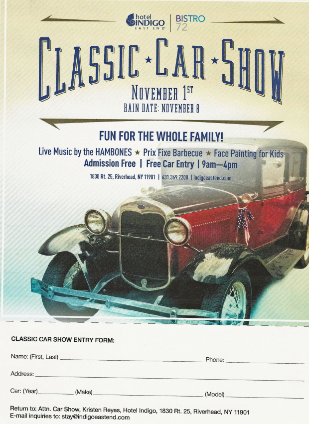 Vanderbilt Cup Races Blog Two Car Shows On Long Island This Sunday - Hilton head car show