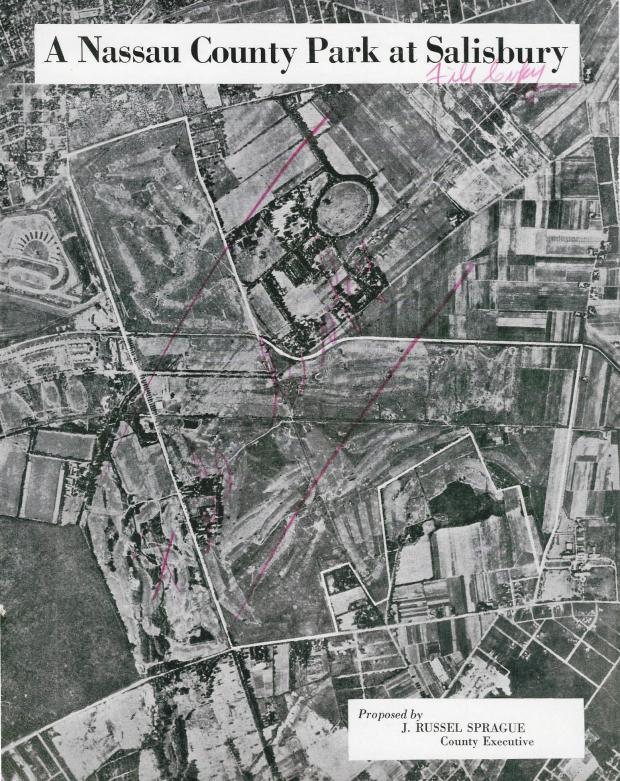 Vanderbilt Cup Races Blog The 1944 Proposal for A Nassau County