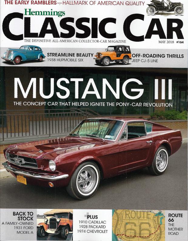 Vanderbilt Cup Races Blog Hemmings Cover Article Mustang III - Mustangs plus car show 2018