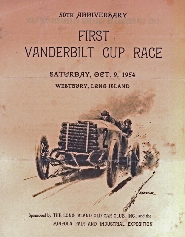"""Vanderbilt Cup Races - Blog - Film """"The Greatest Vintage Automobile ..."""