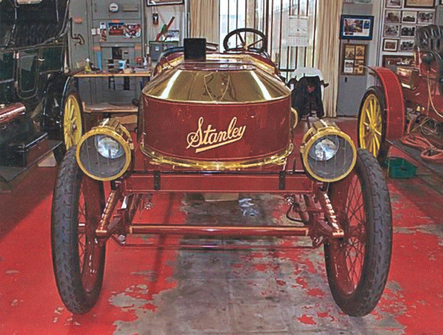 Stanley Steamer Car >> Vanderbilt Cup Races - Blog - Jay Leno & the 1906 Stanley Steamer Vanderbilt Racers
