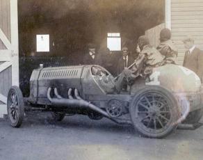 Vanderbilt Cup Races - Cars - Thomas #4 (1906 American Elimination ...