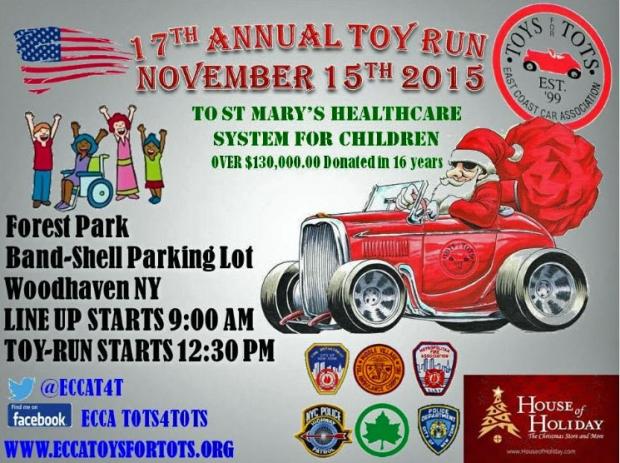 15th annual toy run - 960×720