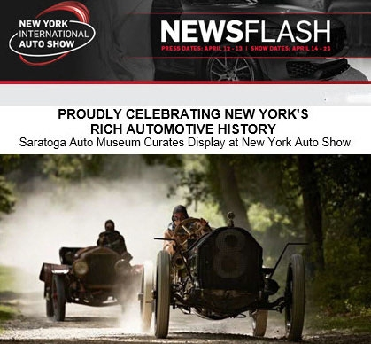 Vanderbilt Cup Races Saratoga Auto Museum Exhibit At The New York - Saratoga auto museum car show