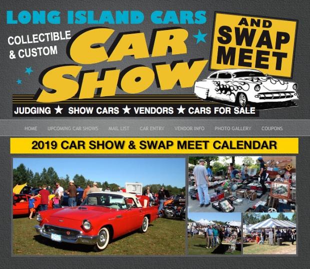 Vanderbilt Cup Races Li Cars Custom Collectible Car Show
