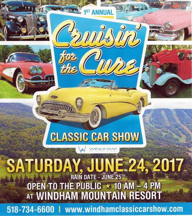 Windham Mountain Resort Car Show