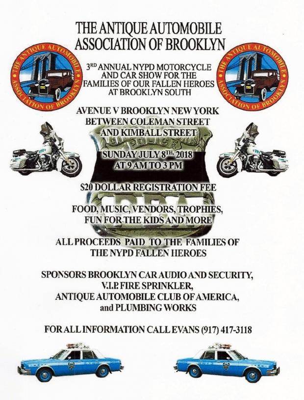 Vanderbilt Cup Races - 3rd Annual Antique Automobile Association of ...
