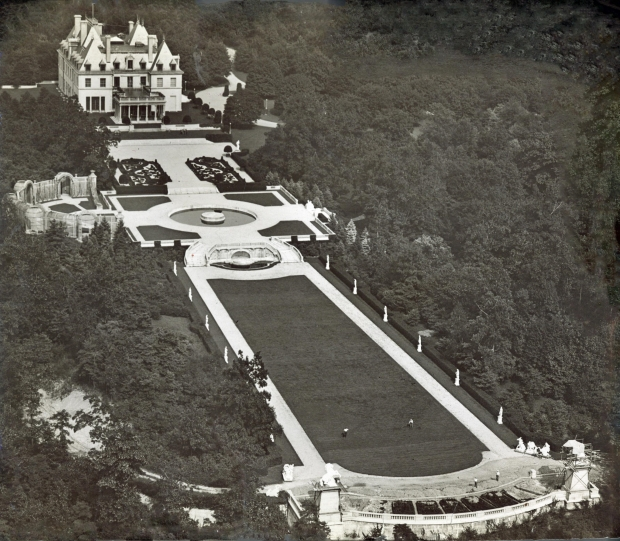 The Amazing Roslyn Estate Of A 1906 Vanderbilt Cup Race Spectator