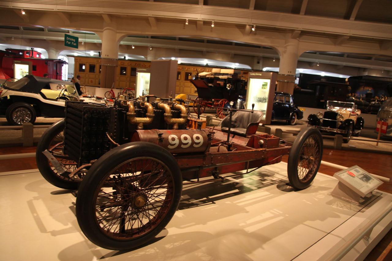 Vanderbilt Cup Races - Blog - Detroit Road Trip: Old 16, the Ford ...
