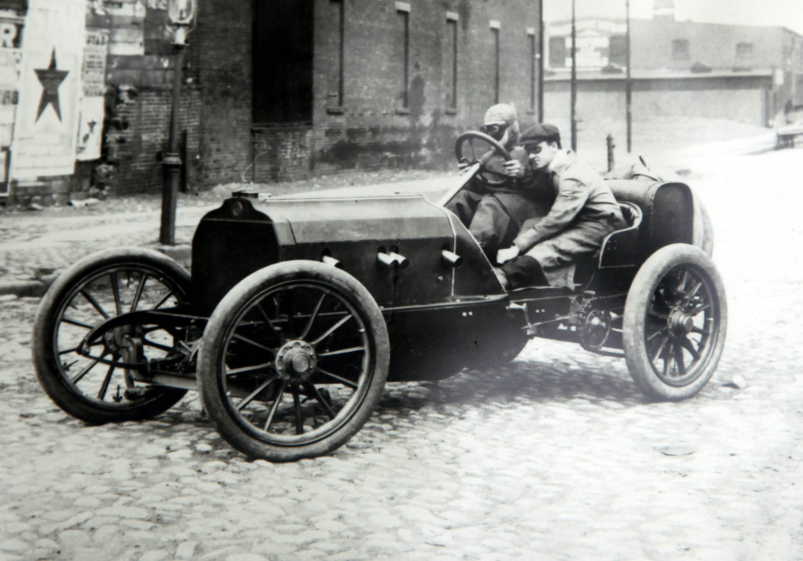 Vanderbilt Cup Races - Blog - A Mystery Photo from the 1906 ...