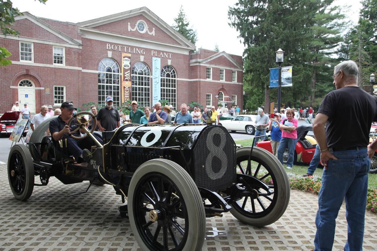 Vanderbilt Cup Races Blog The Black Beast Returns To Schenectady - Saratoga auto museum car show