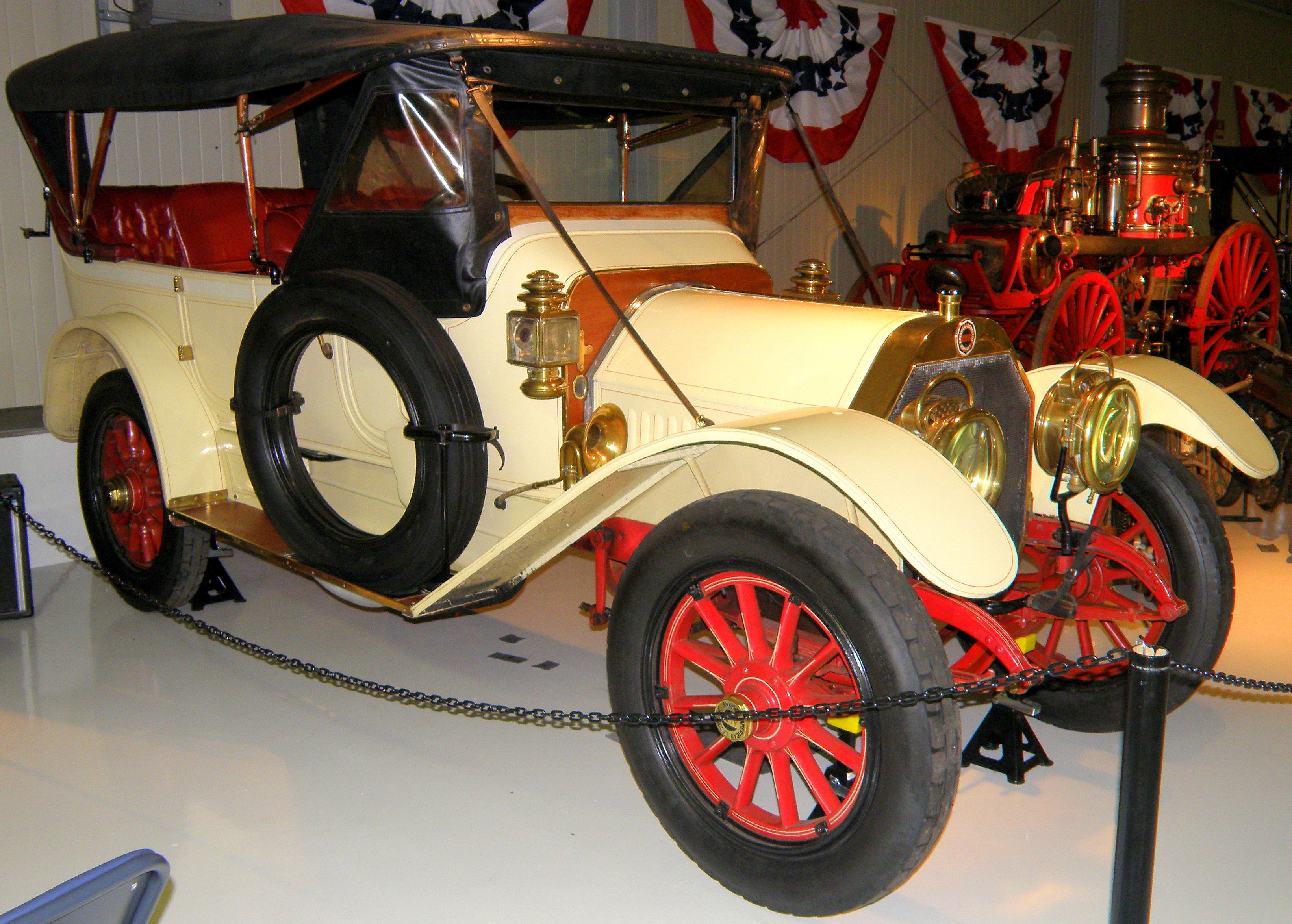 Vanderbilt Cup Races - Blog - In Search of Alcos: #7 1912 Alco ...