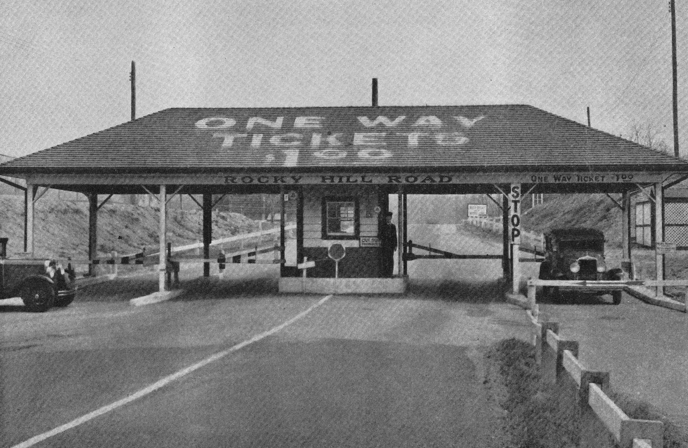Toll Booth Photo