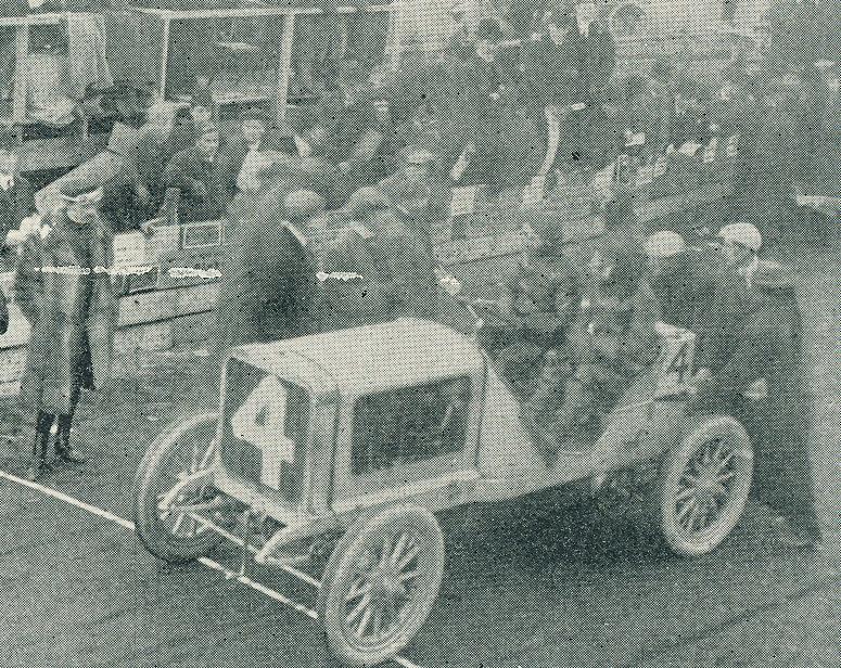 Renault 35 Hp Automobile. Joe Tracy, 35 HP.