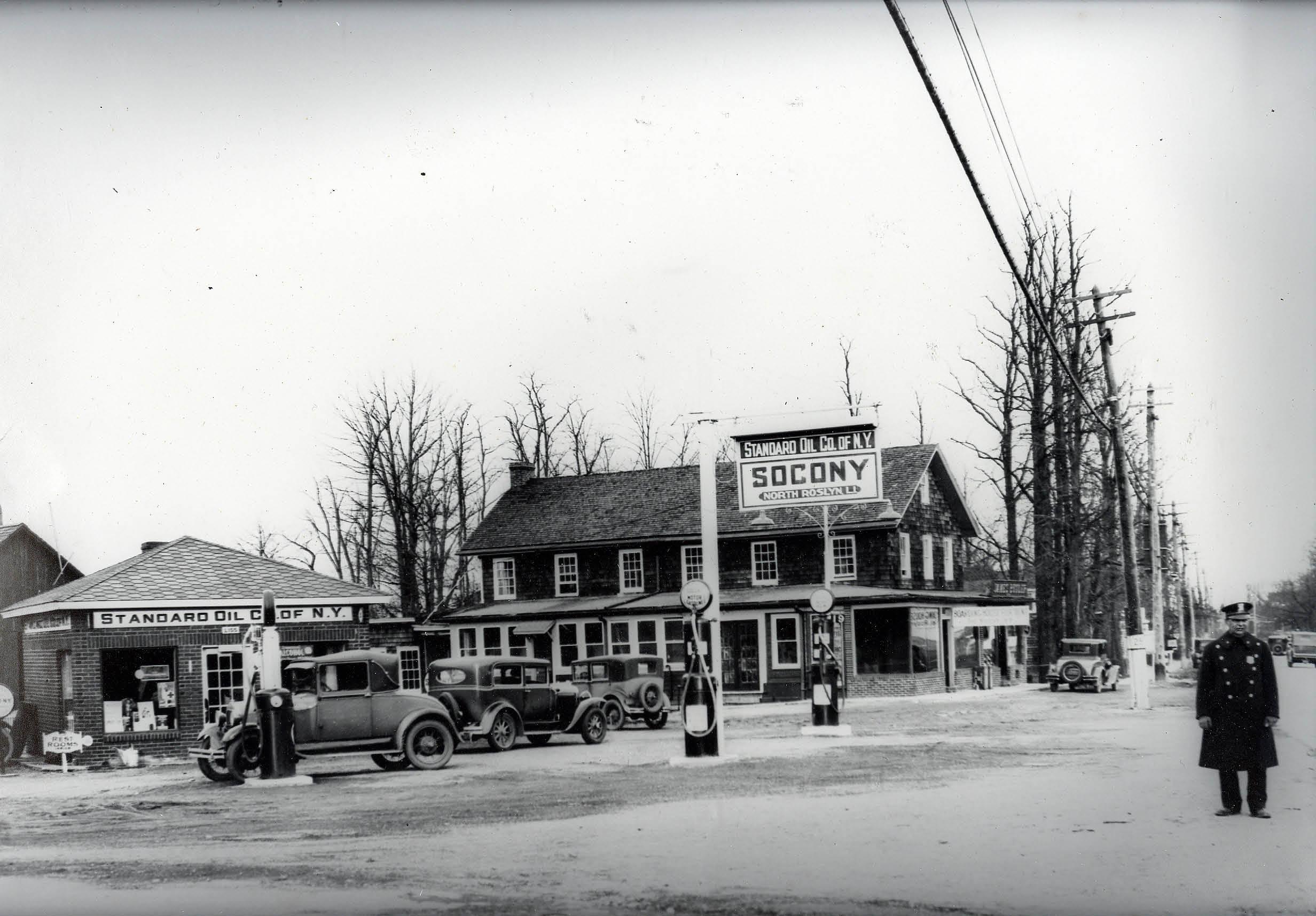 West Island Chevrolet >> Vanderbilt Cup Races - Blog - Then & Now: Bulls Head Hotel ...