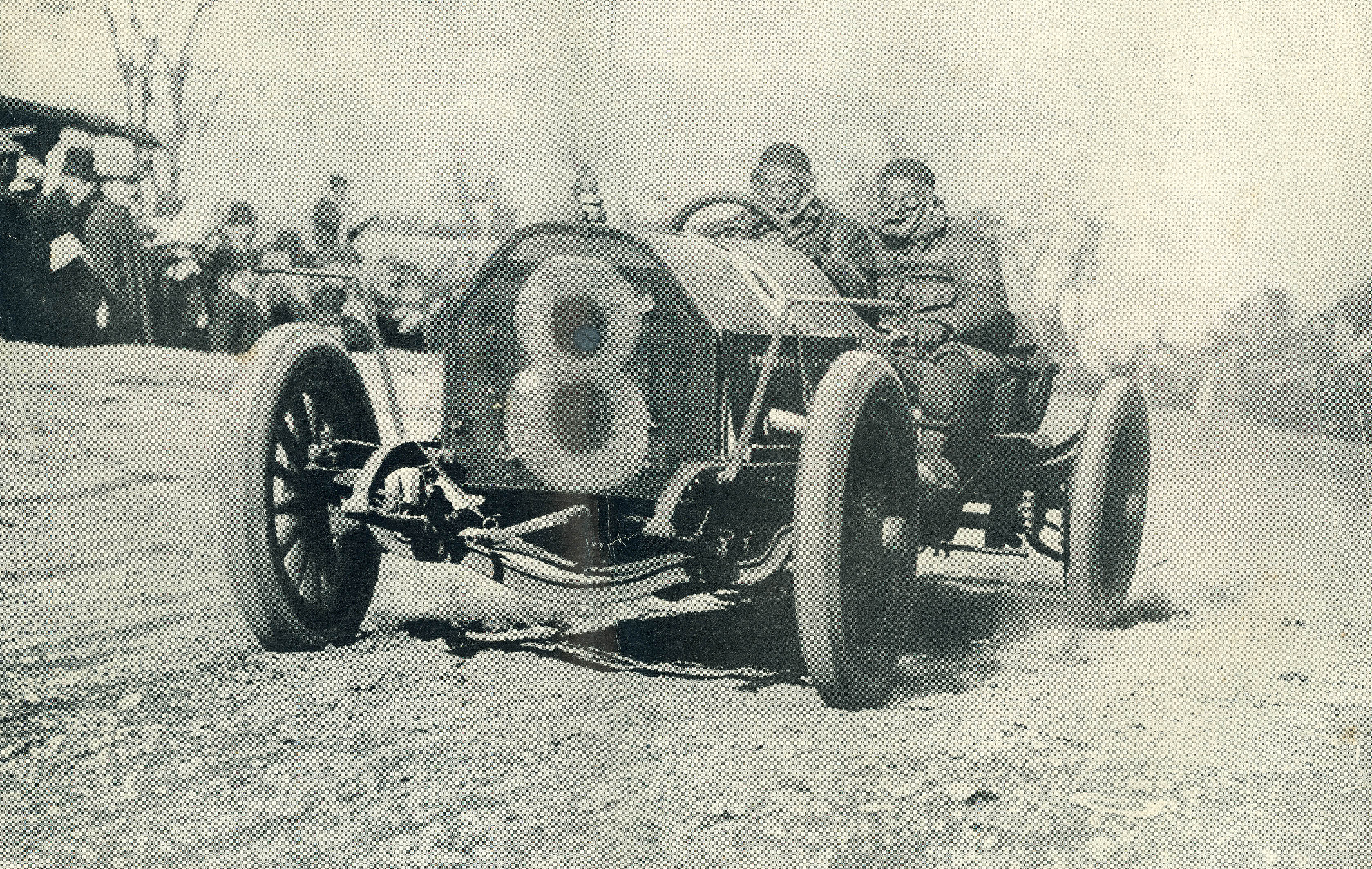 Vanderbilt Cup Races - Blog - Drivers Who Raced in the 1911 Indy ...