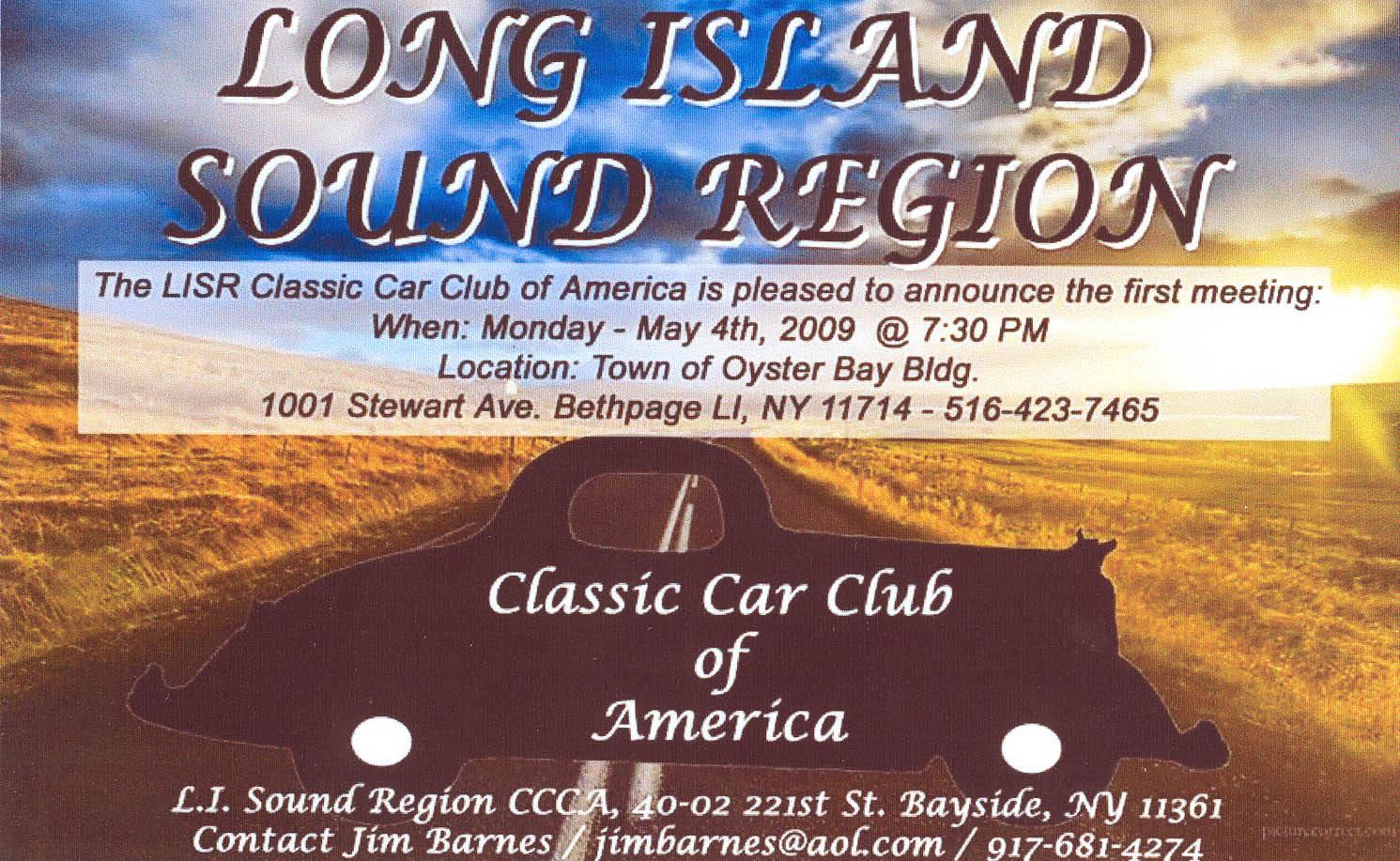 Region of the Classic Car