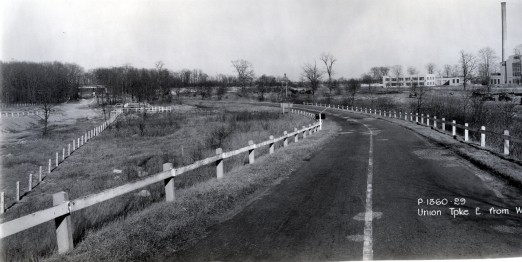 Winchester Boulevard LIMP Bridge View from Top Close-Up 3-3-1932
