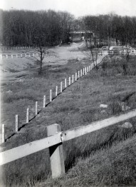 Winchester Boulevard LIMP Bridge Concrete Posts 3-3-1932