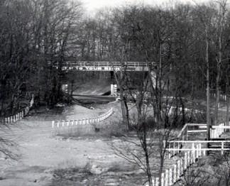Winchester Boulevard LIMP Pedestrian Bridge 3-3-1932
